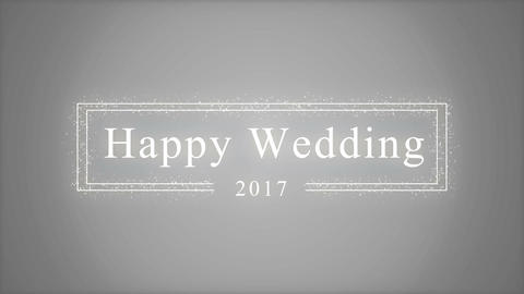 [2017]Happy Wedding[Opening] Animation