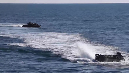 22nd Marine Expeditionary Unit, 6th Marine Regiment, Amphibious Ready Group Footage