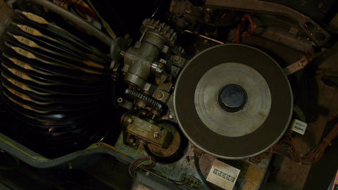 Jukebox Mechanism Footage