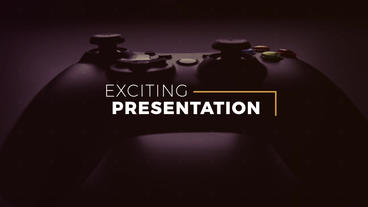 Minimal Corporate presentation After Effects Project