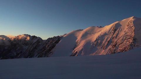 Winter Mountain Filmmaterial