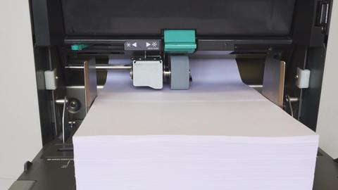 Leaflet Printing Filmmaterial
