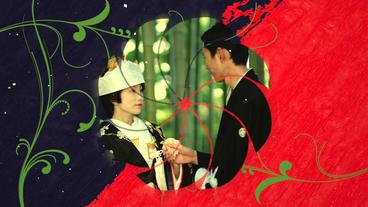 MS Wedding Japan Plantilla de Apple Motion