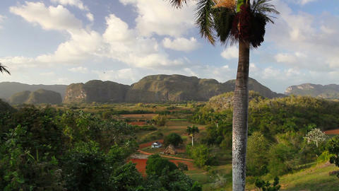 Valley de Vinales Footage