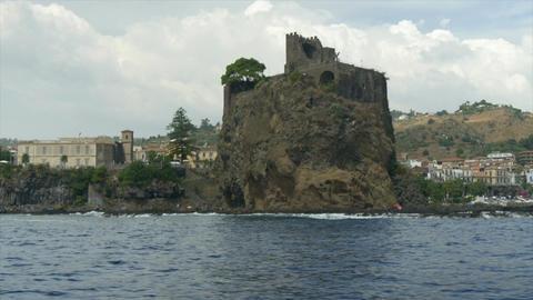 Cyclopean Isles Aci Castello Footage