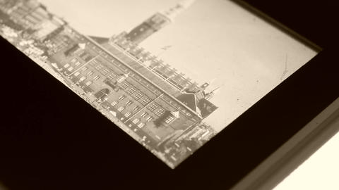 120mm Film Slide Filmmaterial