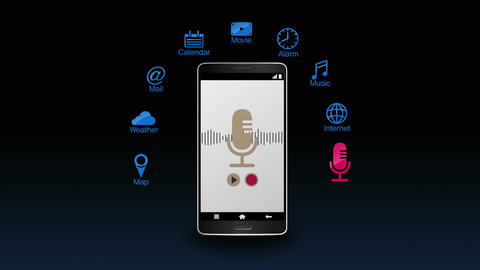 Various application function for smart phone, mobile(included Alpha) Animation