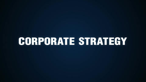 Branding, Solution, Customers, Campaign, Success, Text animation ' CORPORATE STR Animation