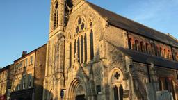 Greek Orthodox Church Westow Street Crystal Palace London UK GIF
