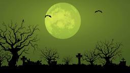 Spooky Moon Animación