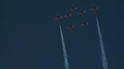Formation Aerobatics Bahrain Airshow 2014 Footage