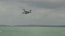 MV-22B Osprey, United States, Singapore Airshow 2014 Footage