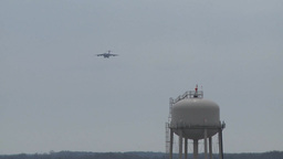 The 18th and final C-5M Super Galaxy Arrives at Dover Footage
