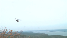 Arkansas Aviation Unit Conducts Training at Pinnacle Mountain Footage