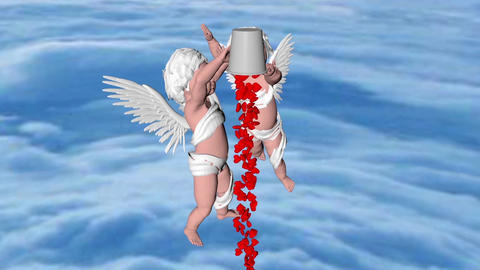 This video is for romance, valentines day, love, art theme 3D Modell