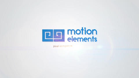 Logo Animation After Effects Template