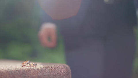Groom Takes Wedding Rings, Live Action