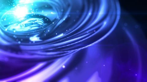 SHA Cloth Light Glitter Blue Animation