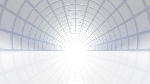 Abstract white CG動画