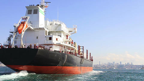 Cargo ship or freighter is any sort of vessel that carries cargo, goods and mate Live Action