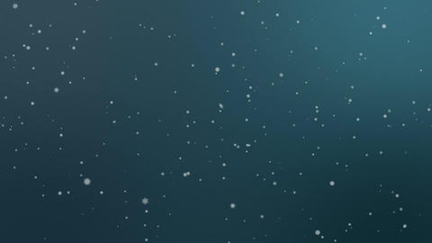 Snow Looped Background Filmmaterial