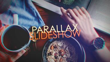 Parallax Slideshow After Effects Projekt