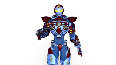 Robot Animation
