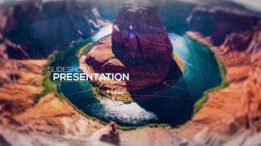 Parallax Presentation After Effects Project