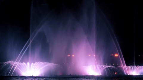 Laser Musical Fountain Roshen Footage