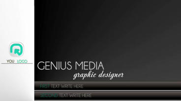 Elagant portfolio After Effects Templates