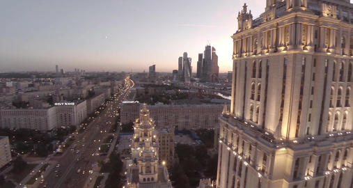 Radisson hotel. Moscow city business center. Ukraine hotel 画像