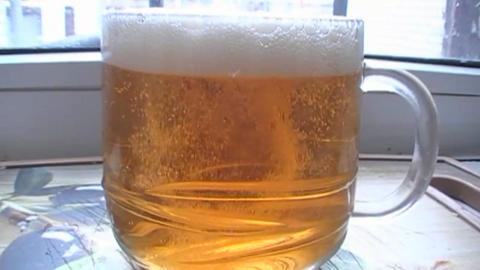 Drink a beer Footage
