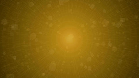 Gold abstract motion background - 002 Footage