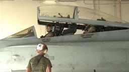 F/A-18 Super Hornet Footage