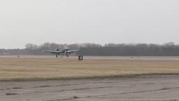 A-10 Thunderbolt II Aircraft Footage