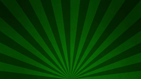 Green Stripes Retro Background Loop Animation