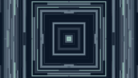Abstract Squares Loop Animation