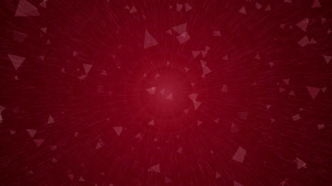 Red abstract motion background - 003 Live Action