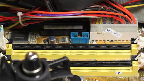 Installation of RAM 3 Footage