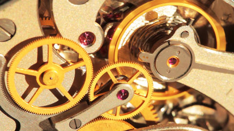 The Stopwatch Mechanism In The Work 3 Live Action