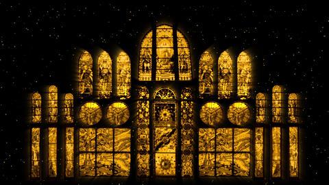 Mosaic Windows Motion Background VJ 1 Animation