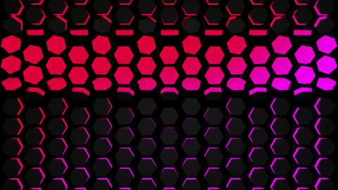 Tron Hexagonal 1 Animation