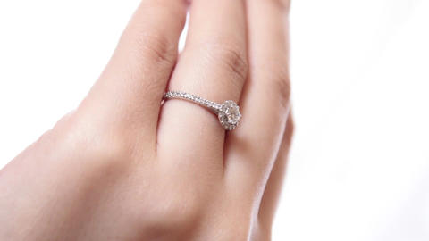 Engagement Ring, Live Action