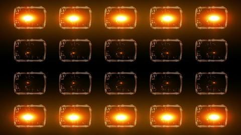Lights Box Flashing 02 Animation