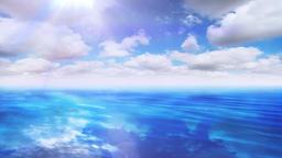 Perfect seascape Animation