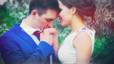 Elegant Wedding Story SlideShow After Effects Template