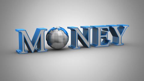 World Money Animation Animation