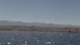 Unmanned aerial vehicle training uav Stock Video Footage
