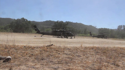 UH-60 Blackhawk Helicopters Footage