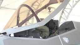 F-35 Lightning II fighter jet Footage